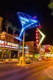 Muestra iluminada del cóctel, Las Vegas imagenes de archivo