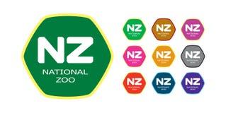 Muestra nacional 22 del parque zoológico Foto de archivo libre de regalías