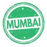 Muestra o sello de Bombay ilustración del vector