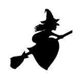 Muestra y forma de Halloween Imagen de archivo