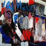 Muestras abstractas Imagen de archivo