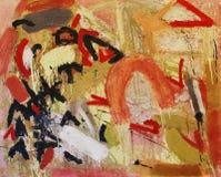 Muestras abstractas Foto de archivo libre de regalías