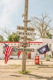 Muestras, banderas, y bombas de gas 53528 Imagenes de archivo