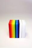 Muestras de color Imagen de archivo libre de regalías