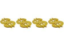 Muestras de dólar Imagen de archivo libre de regalías