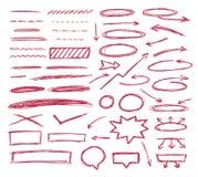 Muestras de la corrección libre illustration