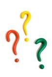 Muestras de la pregunta fotos de archivo libres de regalías