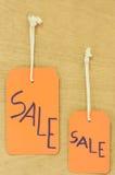 Muestras de la venta Imagen de archivo