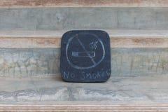 Muestras de no fumadores Fotografía de archivo libre de regalías