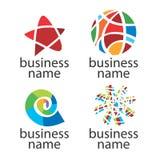 Logotipo del turismo Imagen de archivo libre de regalías
