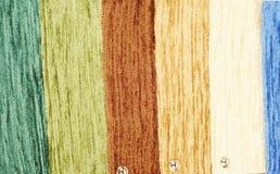 Muestras grandes de la materia textil Imágenes de archivo libres de regalías