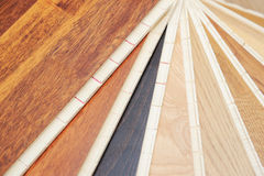 Muestras superiores de varia gama de colores de color Imagenes de archivo