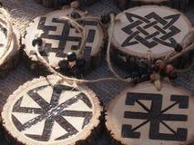 Muestras y símbolos Imágenes de archivo libres de regalías