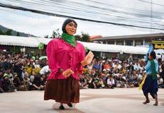 Muestre apagado la danza de Camboya Fotografía de archivo libre de regalías