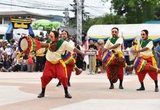 Muestre apagado la danza de Camboya Fotos de archivo