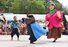 Muestre apagado la danza de Camboya Foto de archivo libre de regalías