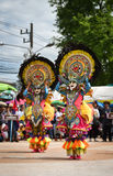 Muestre apagado la danza de Filipinas Imágenes de archivo libres de regalías