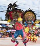 Muestre apagado la danza de Filipinas Imagenes de archivo