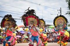 Muestre apagado la danza de Filipinas Fotografía de archivo libre de regalías