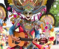 Muestre apagado la danza de Filipinas Imagen de archivo
