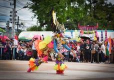 Muestre apagado la danza de Filipinas Foto de archivo libre de regalías