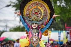 Muestre apagado la danza de Filipinas Fotografía de archivo