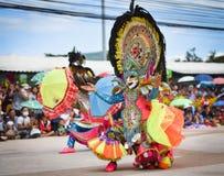 Muestre apagado la danza de Filipinas Imagen de archivo libre de regalías