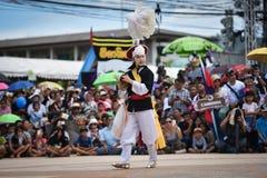 Muestre apagado la danza de la Corea del Sur Fotografía de archivo libre de regalías