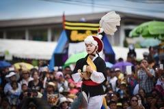 Muestre apagado la danza de la Corea del Sur Imagenes de archivo