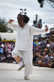 Muestre apagado la danza de la Corea del Sur Fotos de archivo libres de regalías
