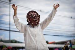 Muestre apagado la danza de la Corea del Sur Imagen de archivo libre de regalías