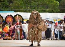 Muestre apagado la danza de Malasia Imagen de archivo