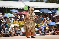Muestre apagado la danza de Malasia Imagenes de archivo