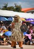 Muestre apagado la danza de Malasia Fotos de archivo