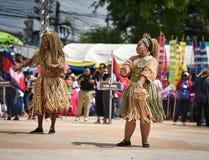Muestre apagado la danza de Malasia Fotos de archivo libres de regalías