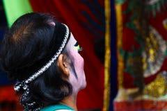 Muestre el sombrero Boi o el sombrero BO, Vietnam imágenes de archivo libres de regalías