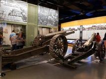 Muestre en el museo Kansas Missouri de la Primera Guerra Mundial foto de archivo libre de regalías