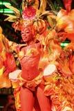 Muestre en Tropicana, Cuba Imagen de archivo libre de regalías