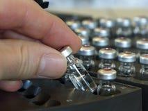 Muestreador automático Foto de archivo