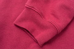 av den röda tröjan Arkivbilder