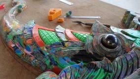 Muffa della plastilina Fotografia Stock Libera da Diritti