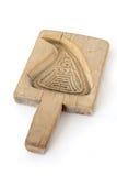Muffa di legno Immagini Stock