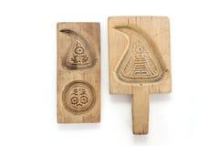 Muffa di legno Immagini Stock Libere da Diritti