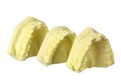 Muffe della protesi dentaria Immagine Stock Libera da Diritti