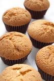 Muffin αποκριών Στοκ Εικόνες