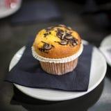 muffin γλυκό Στοκ Φωτογραφία