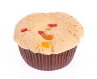 Muffin κέικ Στοκ φωτογραφία με δικαίωμα ελεύθερης χρήσης