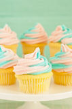 Muffin καραμελών χρώματος Στοκ εικόνα με δικαίωμα ελεύθερης χρήσης