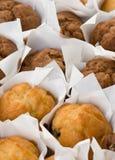 muffin μερών κέικ μικρό Στοκ φωτογραφίες με δικαίωμα ελεύθερης χρήσης