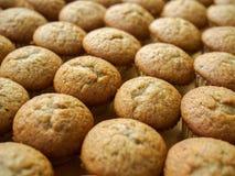 Muffin μπανανών κέικ Στοκ φωτογραφία με δικαίωμα ελεύθερης χρήσης